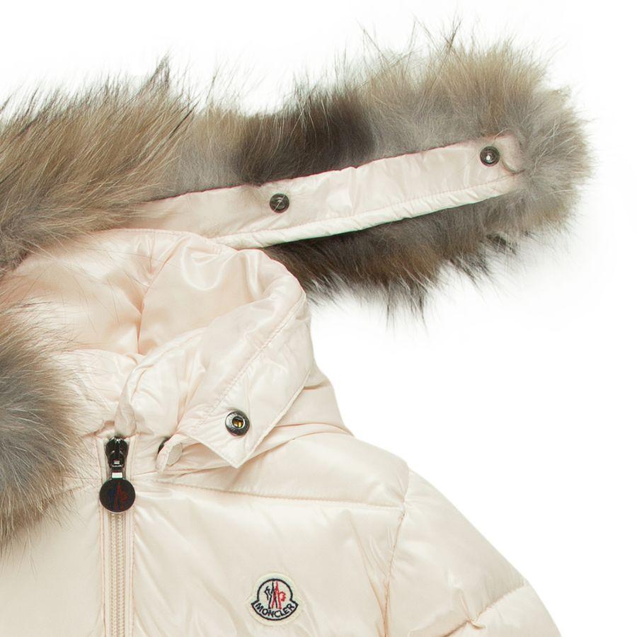Moncler Crystal Snowsuit Toddler And Infant Girls