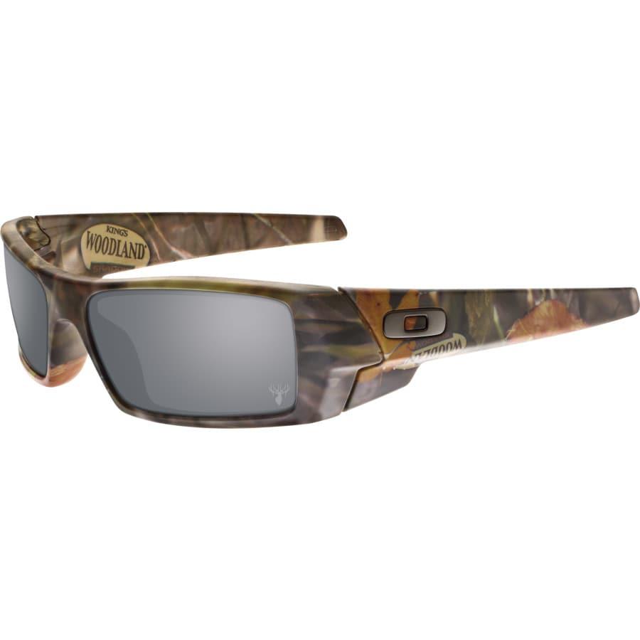 3dd7a61d5ec Oakley Gas Can King  39 s Woodland Camo Edition Sunglasses