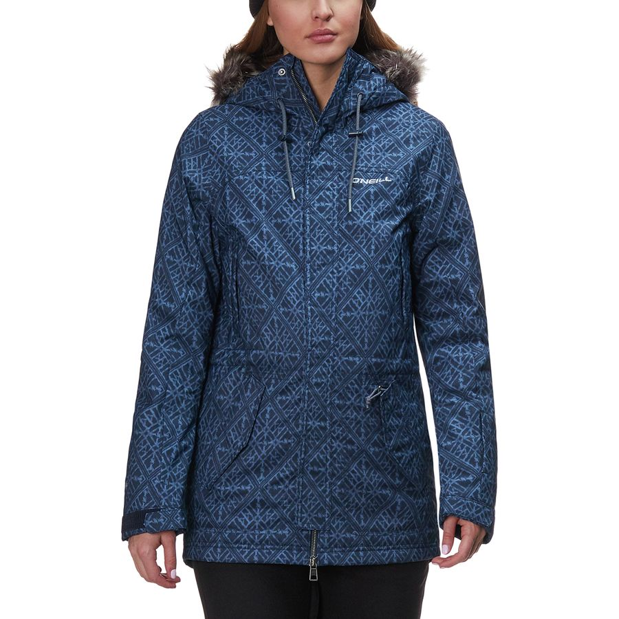 O Neill Hybrid Cluster Iii Jacket Women S Backcountry Com