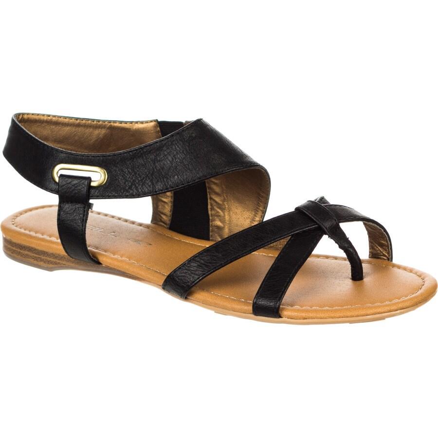 Cool ONeill Legend Pewter Womens Sandals
