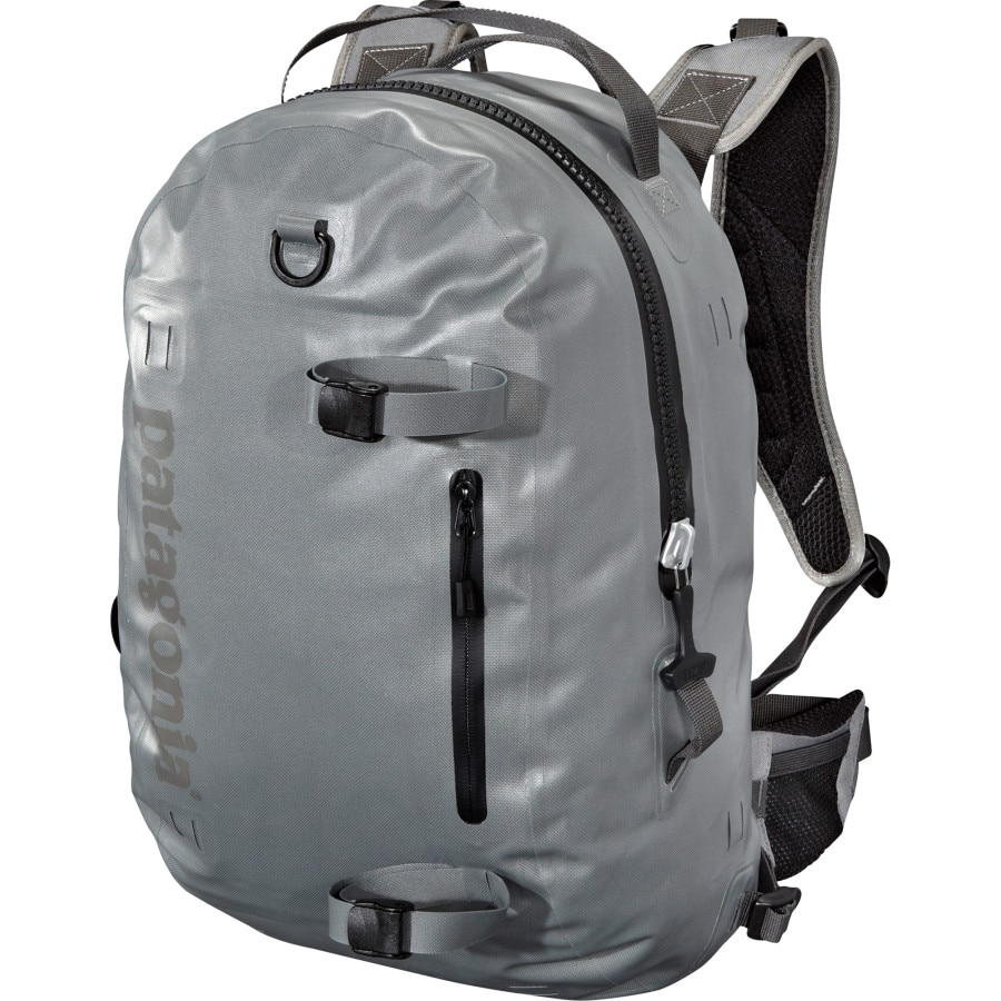 Patagonia stormfront backpack 1709cu in for Fly fishing backpack