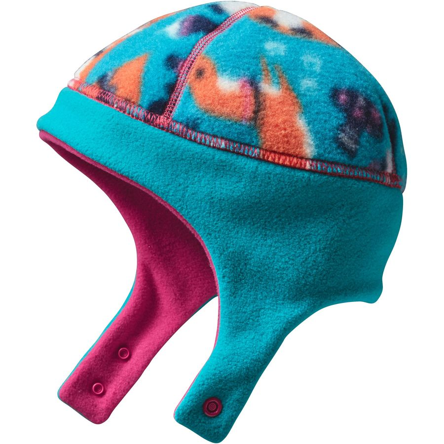 Patagonia Baby Reversible Synchilla Hat Infant Girls