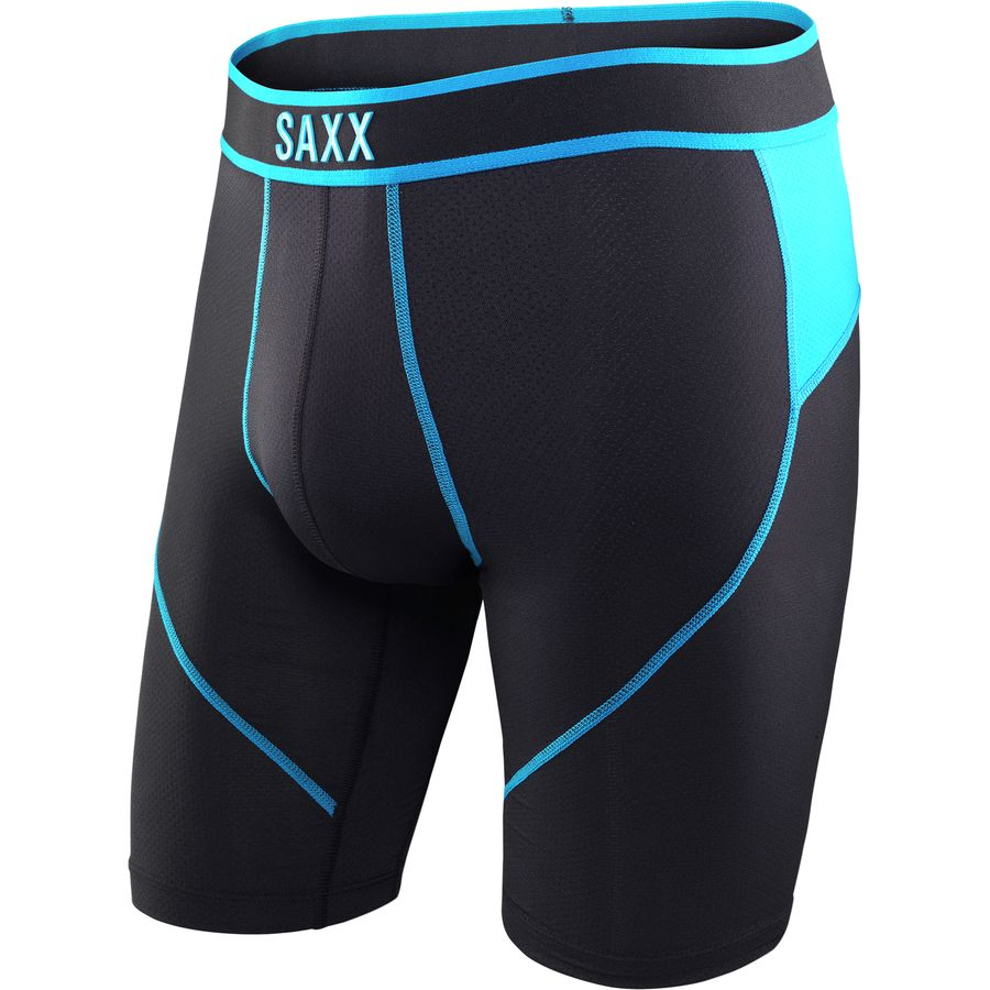 saxx kinetic long leg boxer brief men 39 s. Black Bedroom Furniture Sets. Home Design Ideas