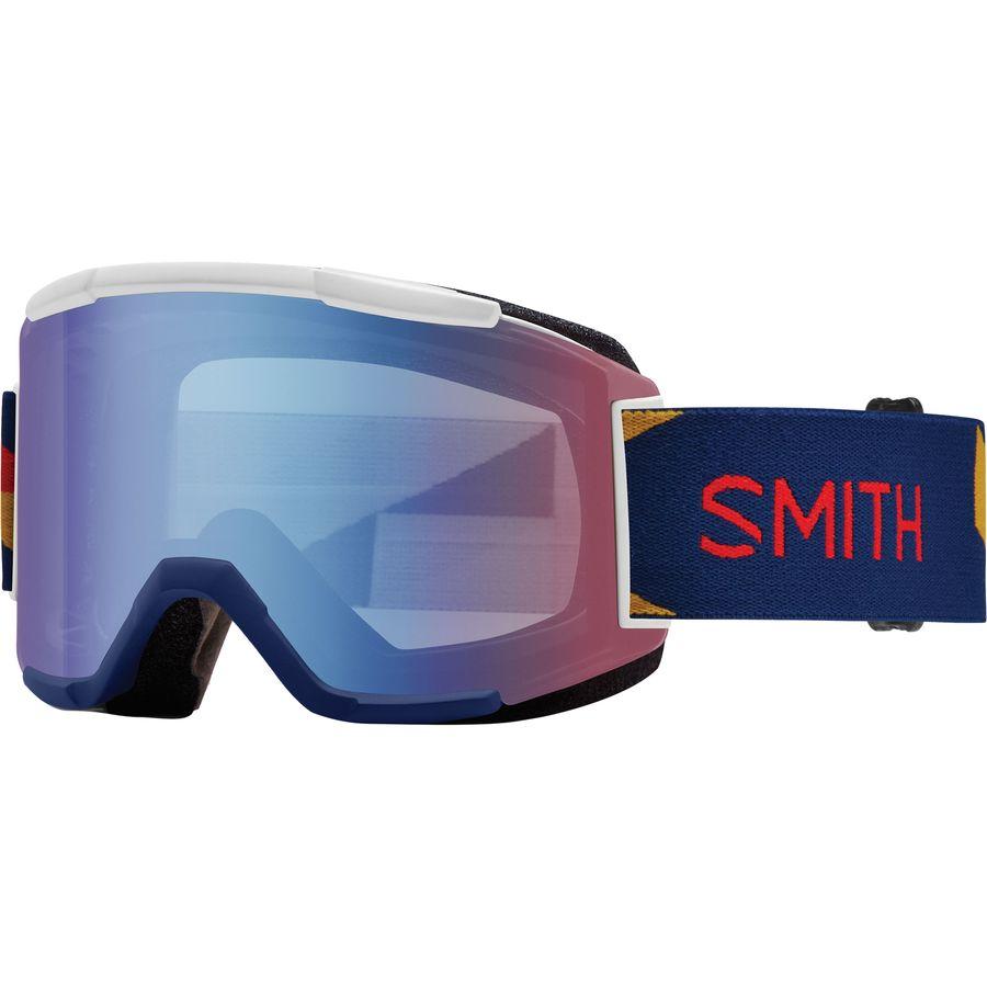 Smith Squad Interchangeable Goggles With Bonus Lens
