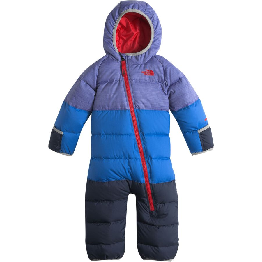 The North Face Lil Snuggler Down Suit Infant Boys