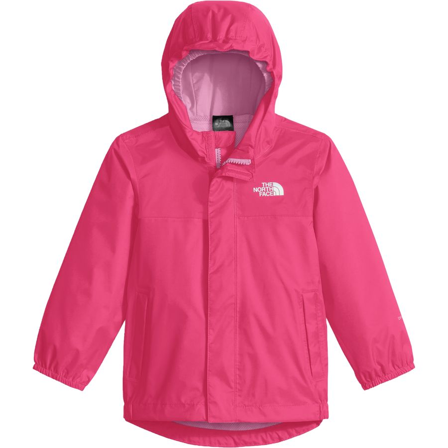 FREE SHIPPING on orders over $ FREE RETURNS in store. This hooded rain jacket has a zip front and elastic cuffs to keep her clothes clean and dry, rain or shine. $