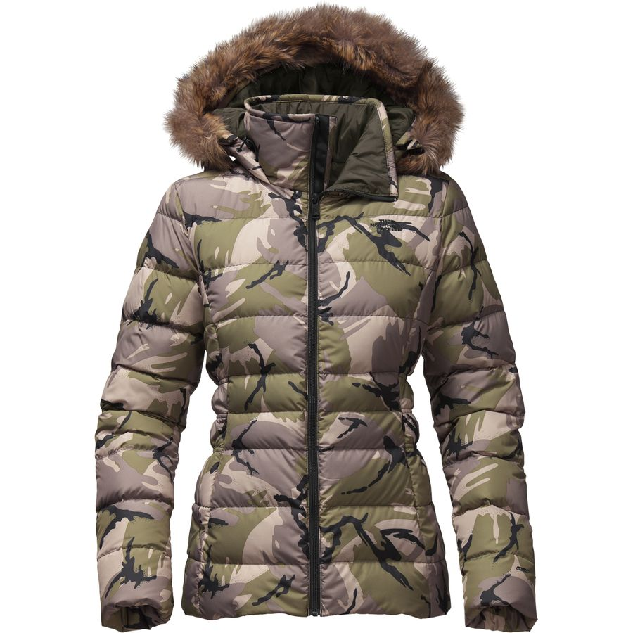 The North Face Gotham Ii Hooded Down Jacket Women S
