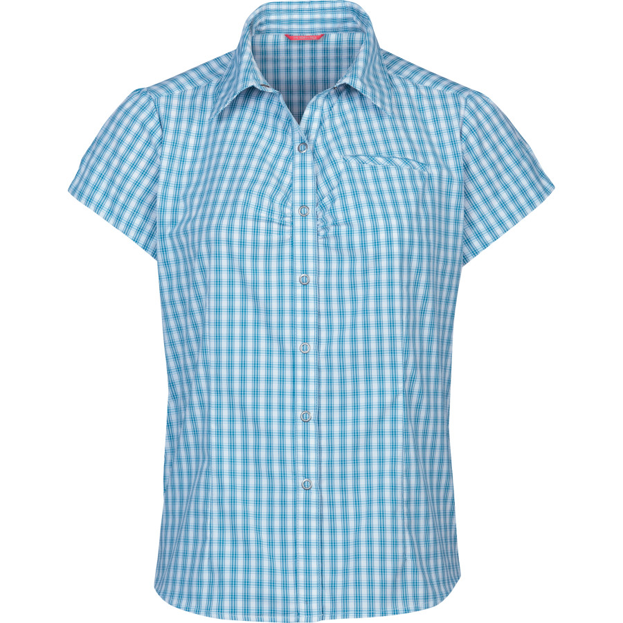 The north face kopi luwak shirt short sleeve women 39 s for The north face short sleeve shirt