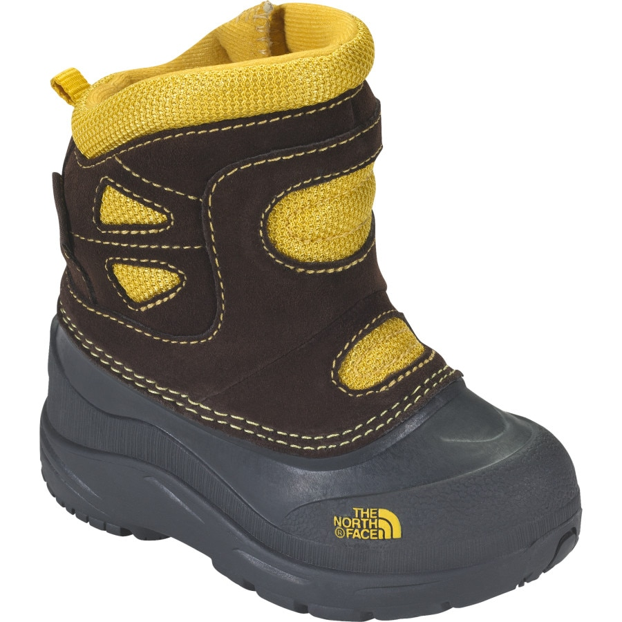 The North Face Snow Plough Pull-on Winter Boots - Boys ...