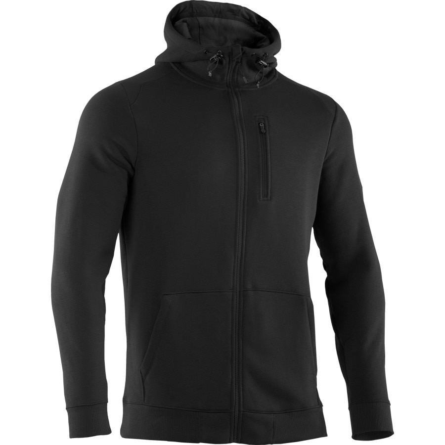 Under Armour Storm MTN Cotton Full-Zip Hoodie - Men's | Backcountry