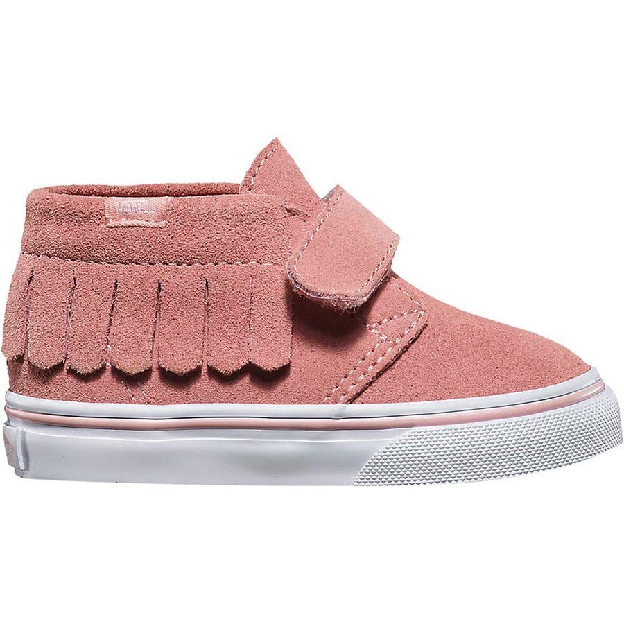 Vans Chukka V Moc Shoe Toddler Girls Backcountry Com
