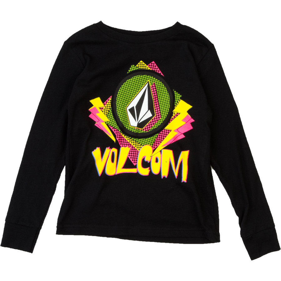 Volcom 1800 Surf T Shirt Long Sleeve Boys