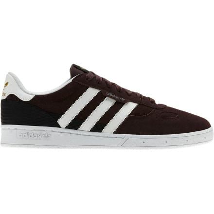 new style 739b7 01e5f adidas Ciero Skate Shoe - Mens Night BurgundyWhiteBlack, ...
