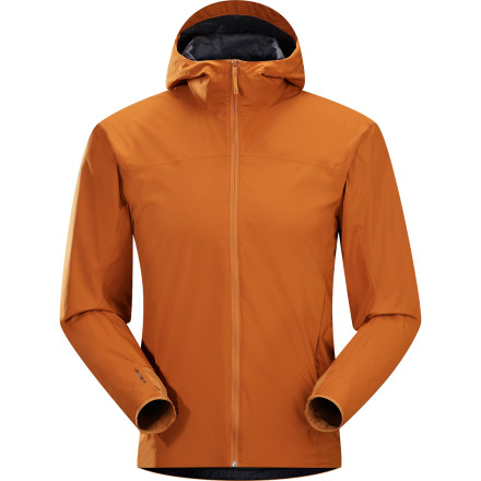 review detail Arc'teryx Solano Softshell Jacket - Men's