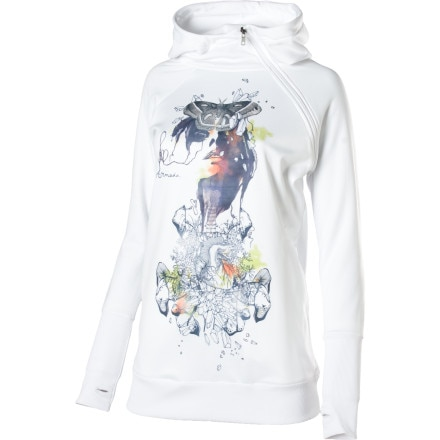Armada Vela Tech Hooded Sweatshirt - Women's