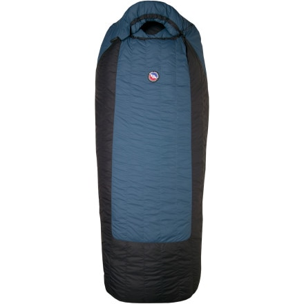 Big Agnes Hogan Park Sleeping Bag: 0 Degree Down