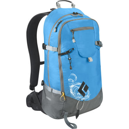 Black Diamond Covert Winter Pack - 1343-1953cu in