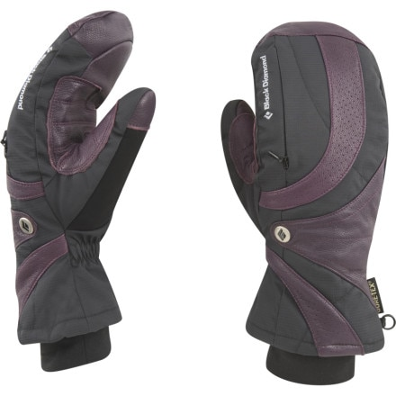 Black Diamond Fever Mitten - Women's
