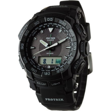 Casio Pro Trek PRG550-1A1 Altimeter Watch