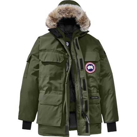 review detail Canada Goose Expedition Down Parka - Men's