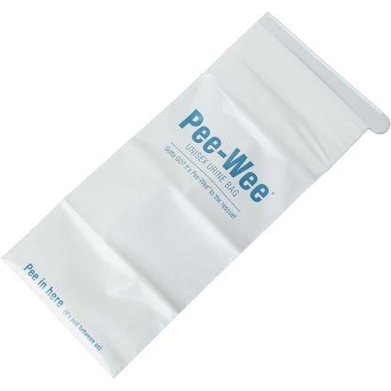 review detail Cleanwaste Pee-Wee Urine Bag - 12-Pack