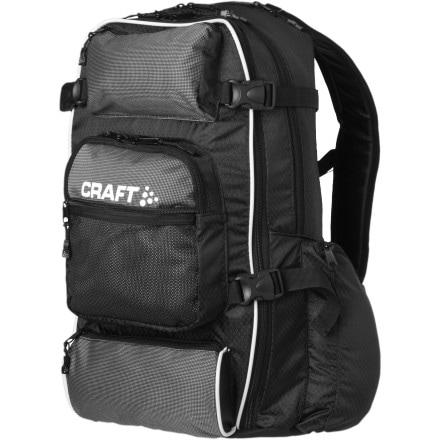 photo of a Craft overnight pack (2,000 - 2,999 cu in)