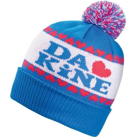 DaKine Lovely Pom Beanie