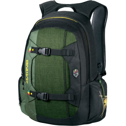 Tanner Hall Team Mission 25L Backpack - 1500cu in