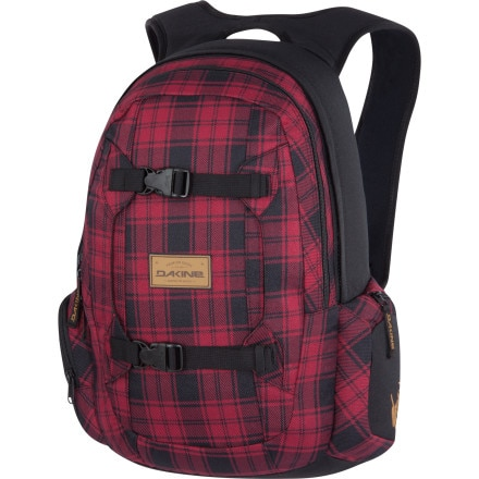 Mission 25L Backpack - 1500cu in