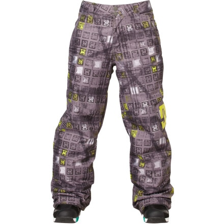 Banshee 14 Insulated Pant - Boys