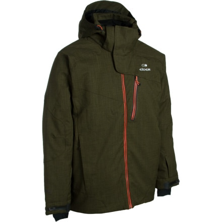 photo: Eider Jackson Hole Jacket snowsport jacket