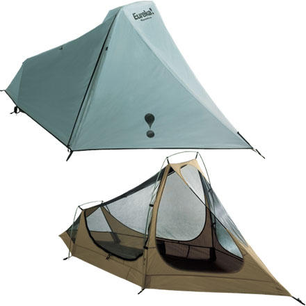 Eureka Spitfire Tent: 1-Person 3-Season