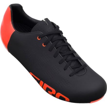 Giro Empire ACC Shoes Matte Black/Flourescent Orange, 44.0