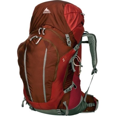 photo: Gregory Z 75 expedition pack (4,500+ cu in)