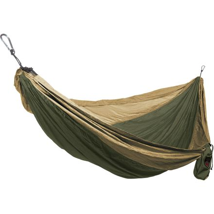 review detail Grand Trunk Double Parachute Hammock
