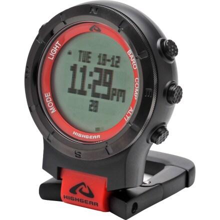 photo: Highgear AltiTech 3 altimeter