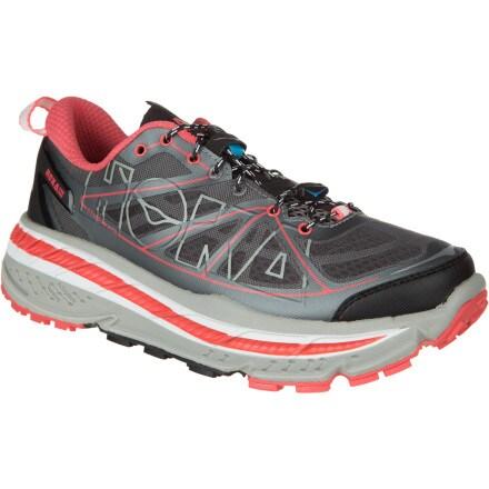 review detail Hoka One One Stinson ATR Trail Running Shoe - Women's