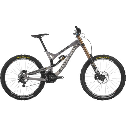 review detail Intense Cycles 951 EVO Gravity Complete Mountain Bike - 2014