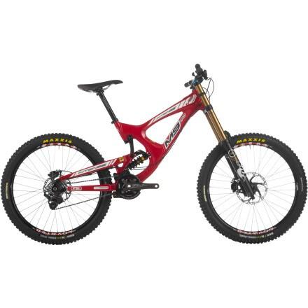 review detail Intense Cycles M9 Gravity Complete Mountain Bike - 2014