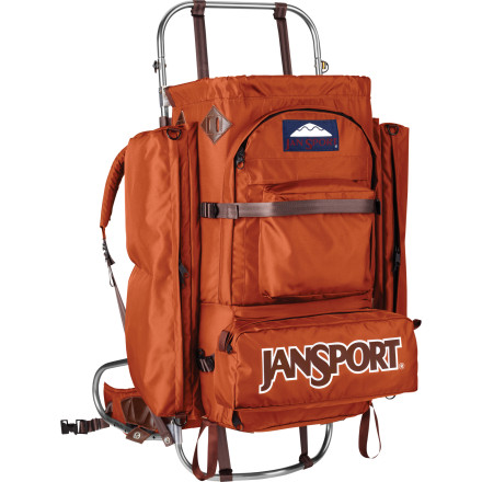 JanSport D2 85 Backpack - 5221cu in