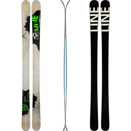 Line Prophet 98 Ski