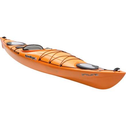 photo: LiquidLogic Inuit 13.5 touring kayak