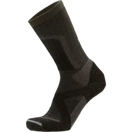 photo: Lorpen Tri Layer Heavy Trekker Sock hiking/backpacking sock