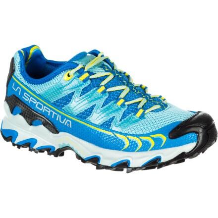 review detail La Sportiva Ultra Raptor Trail Running Shoe - Women's