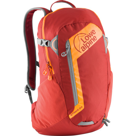 photo: Lowe Alpine Strike 24 daypack (under 2,000 cu in)