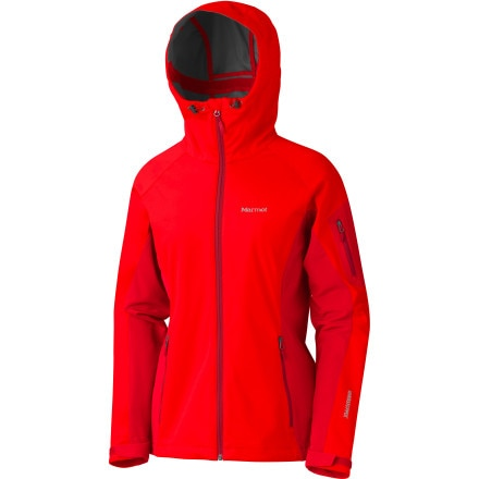 review detail Marmot ROM Softshell Jacket - Women's