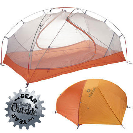 Marmot Aura Tent:  2-Person 3-Season