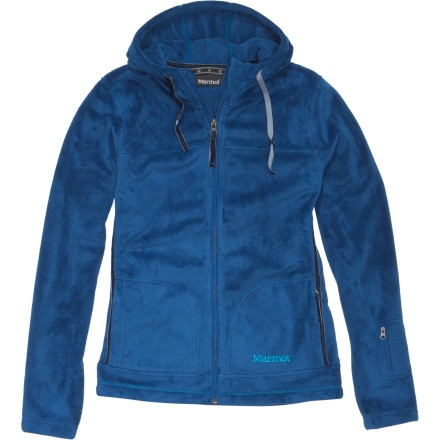 review detail Marmot Solitude Hooded Fleece Jacket - Women's