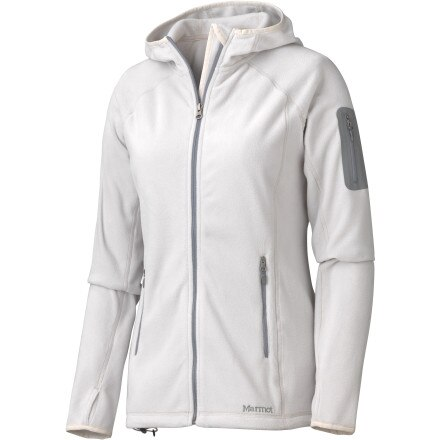 review detail Marmot Flashpoint Hooded Fleece Jacket - Women's