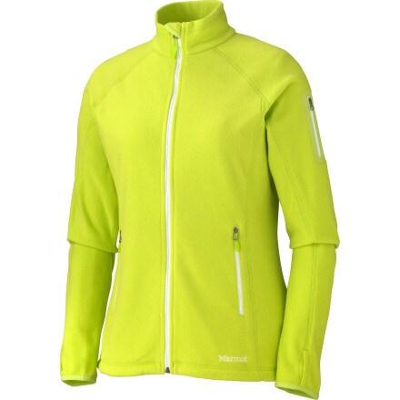 review detail Marmot Flashpoint Fleece Jacket - Women's